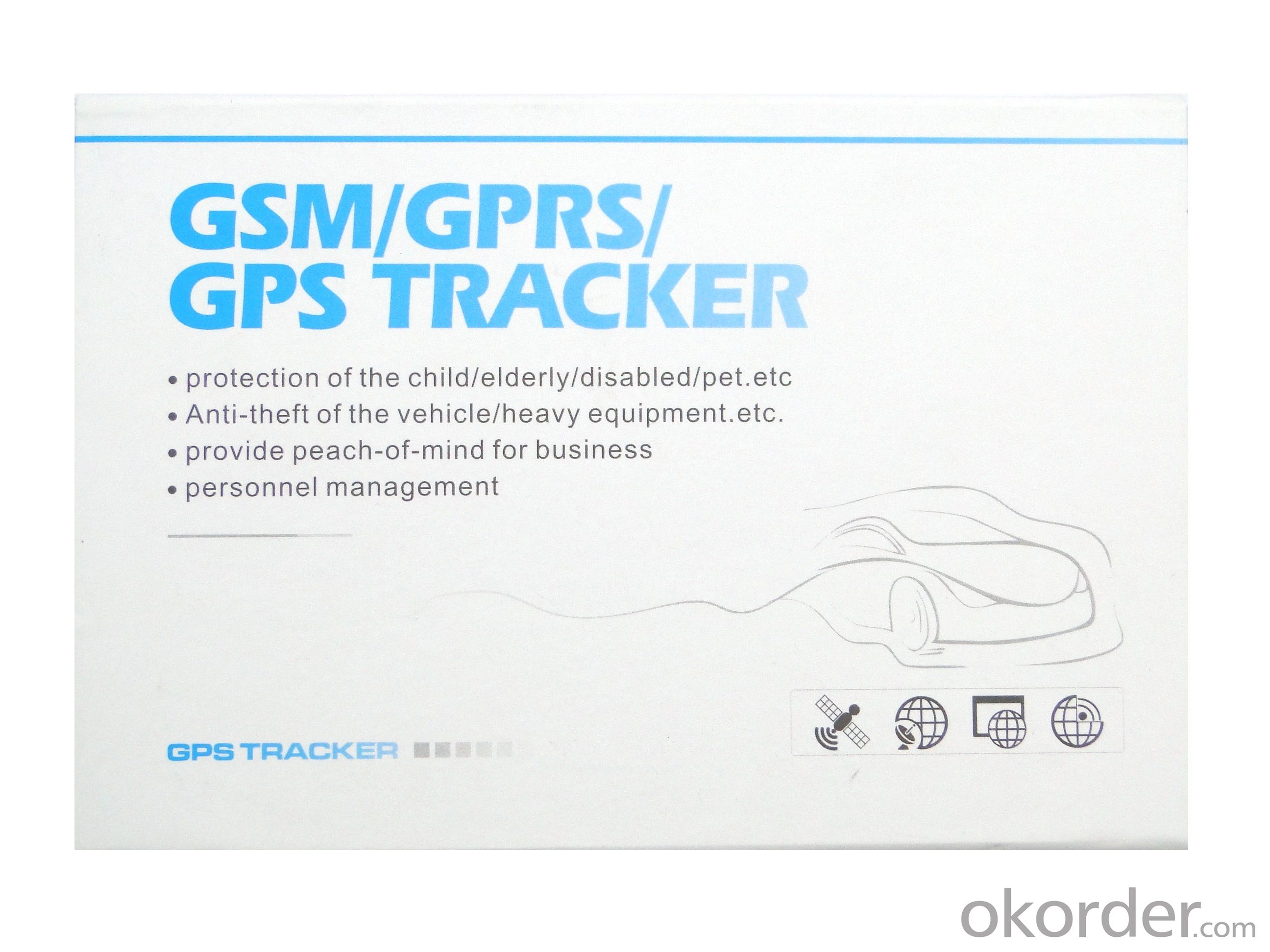 Mini Waterproof GPS Tracker G04