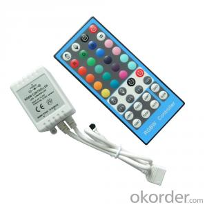 IR 40 key RGBW LED Controller