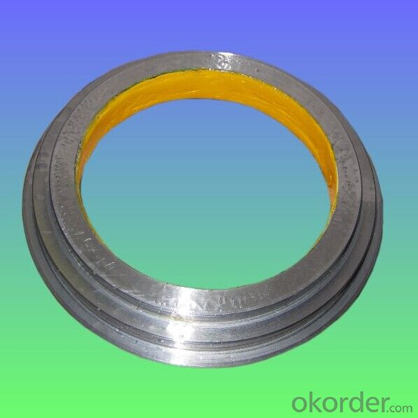 PM230 Tungsten Carbide Spectacle Plate And Wear Ring