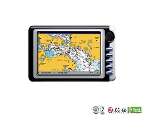 Made in China 7 inch portable Car GPS Navigator