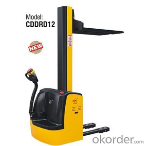Walkie Stacker- CDDRD10/12