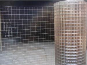 WELDED WIRE MESH-10mm X 10mm