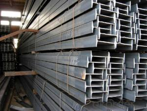 Hot Rolled Steel I-Beam in European Standard
