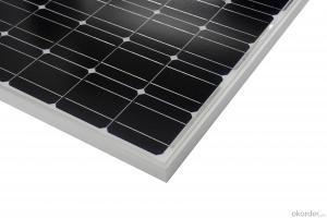 Top supplier high efficiency mono solar panel 305w