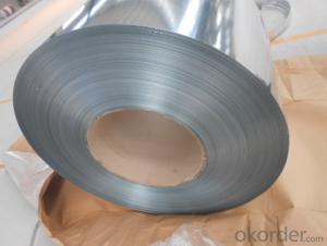 JIS G 3302 GALVANIZED STEEL COILS