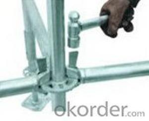 High Efficient Ring-Lock Scaffolding Table System / Scaffold Formwork