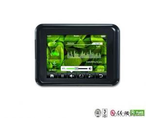 Portable 3.5 Inch Car GPS with Navigation Map