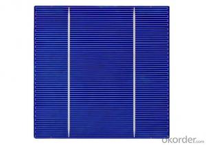 Poly-Crystalline Silicon Solar Cells3BB