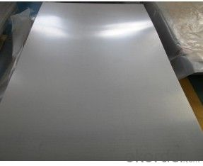 Titanium sheet  good surface and usage