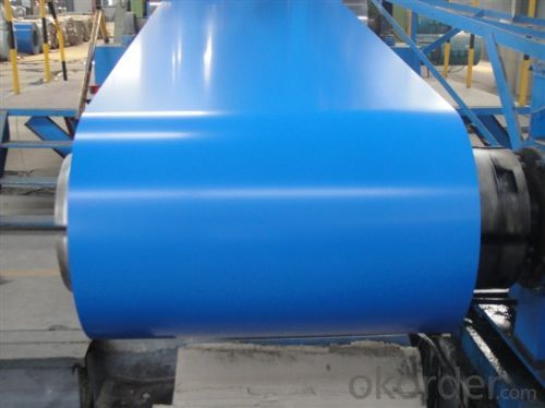 Pre-Painted Galvanized Steel Coil (PPGI/PPGL) / Color Coated Steel/CGCC/Roofing Steel