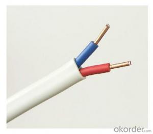 PVC Insulated and Sheathed Flat Cable 450/750V