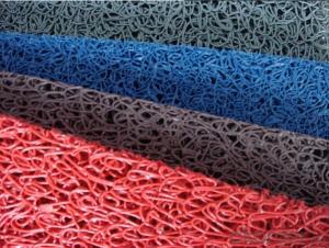 PVC Coil Mat Roll Floor Mat