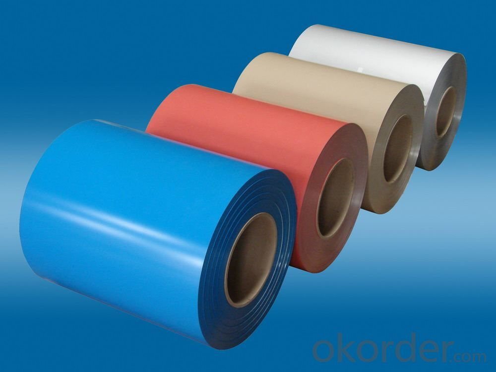 Prepainted Aluminum Coils 5XXX