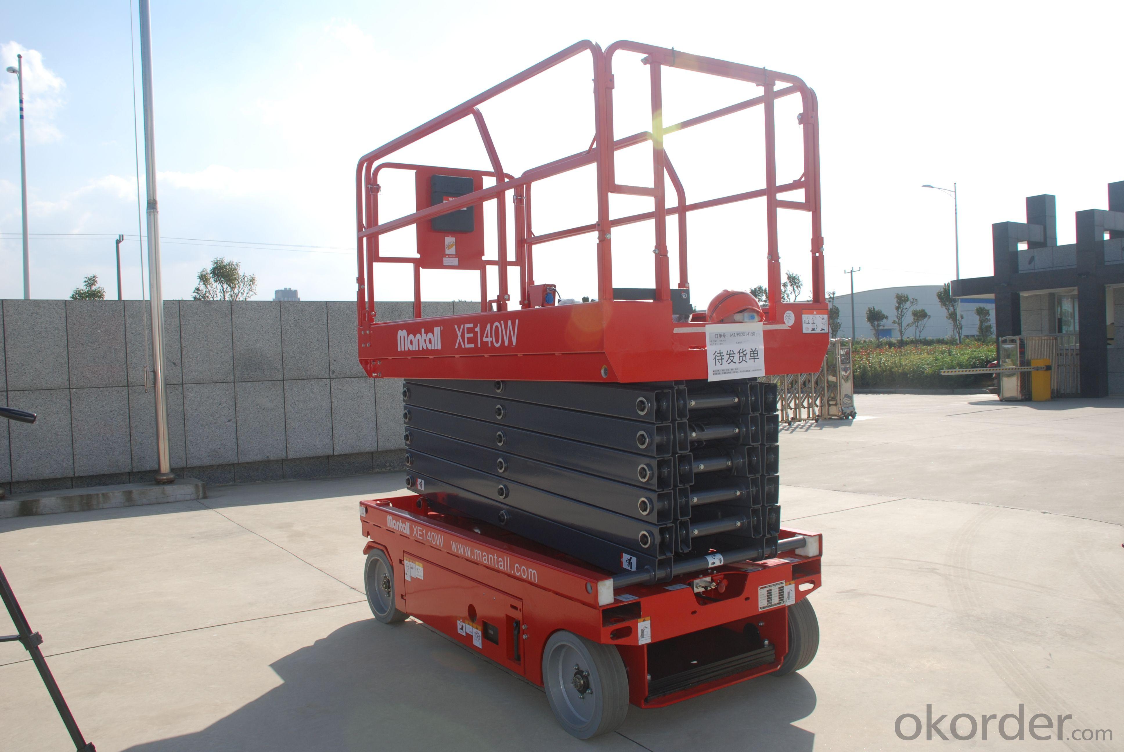 Mantall Aerial Work platform