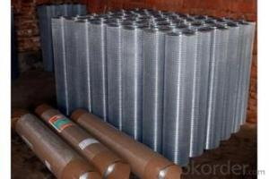 Welded Wire Mesh for Building -1/2 X 1/2