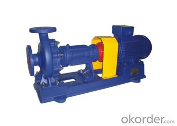 Non-water-cooled Hot Oil Pump LQRY Series