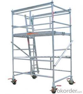 Aluminium Tower Scaffolding System