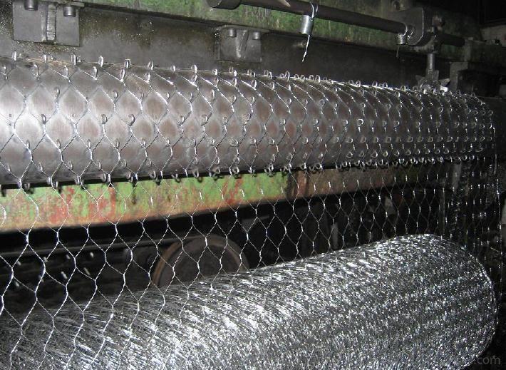 Galvanized Hexagonal Wire Netting-5/8 inch