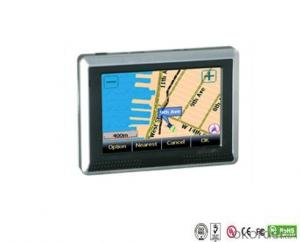 Car GPS Navigation portable use with navigator map 4.3 inch