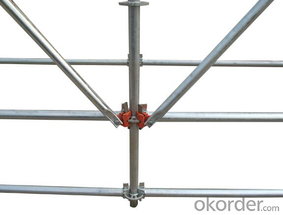 All-Round RingLock Scaffolding System