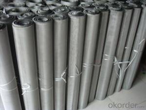 Stainless  Wire  Mesh  -- No.1 in China