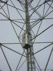 Mini  Hoist for power transmission tower