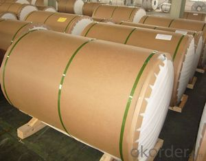 AA1050 coated  aluminium coil