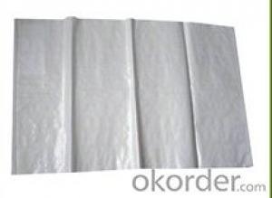Bopp laminated pp woven bag for sugar rice and food