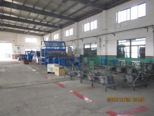 GWC2600 wire mesh welding machine