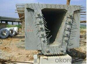 Revolving Dismantled Box Girder Formwork