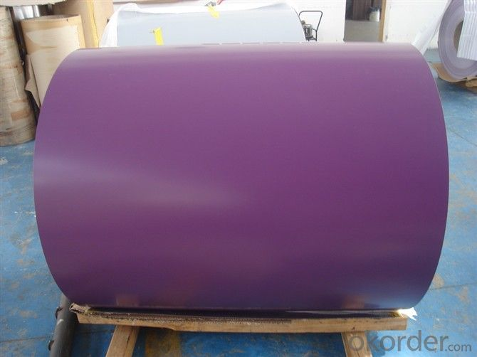 Prepainted Hot Dipped Aluzinc Steel Coil