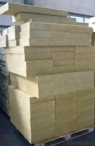 Insulation Rock Wool Board 130KG50MM For Wall