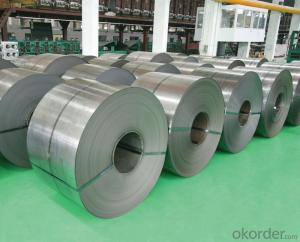NO.1 COLD ROLLED STEEL COIL