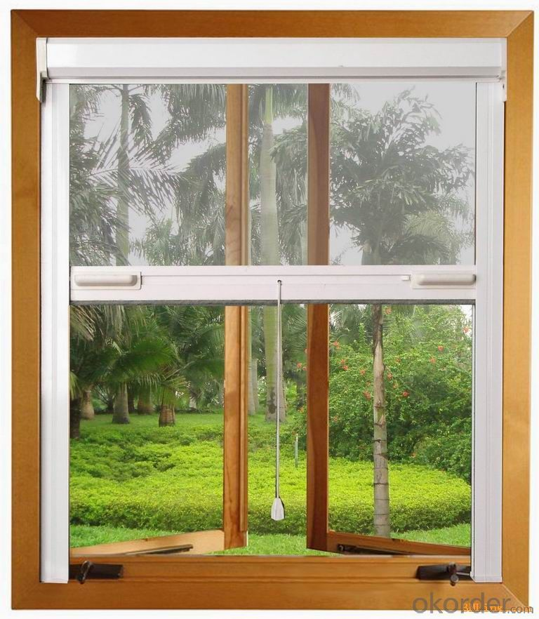 Aluminum Sliding Screen Window System Manufactory