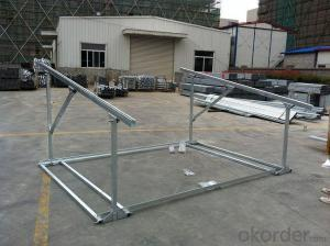 solar mounting system roof system