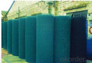Welded Wire Mesh in Building Construction -1/2 X 1