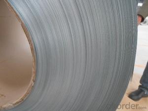 GALVANIZED STEEL COILS SGCC