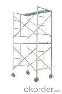 high quality mobile scaffolding tower