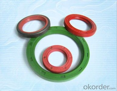 Rubber TC Oil seal in High Quality double lips