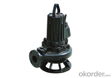Shredding Submersible Sewage Pump AWQS Series