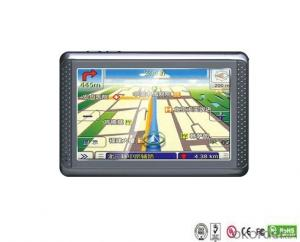 Competitive Portable Vehicle GPS Navigation Device 4.3 Inch Touch Screen