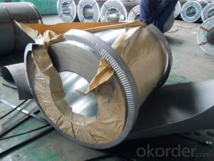 HOT-DIP GALVANISED STEEL IN COIL