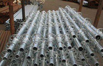 Scaffolding Formwork Steel Ringlock