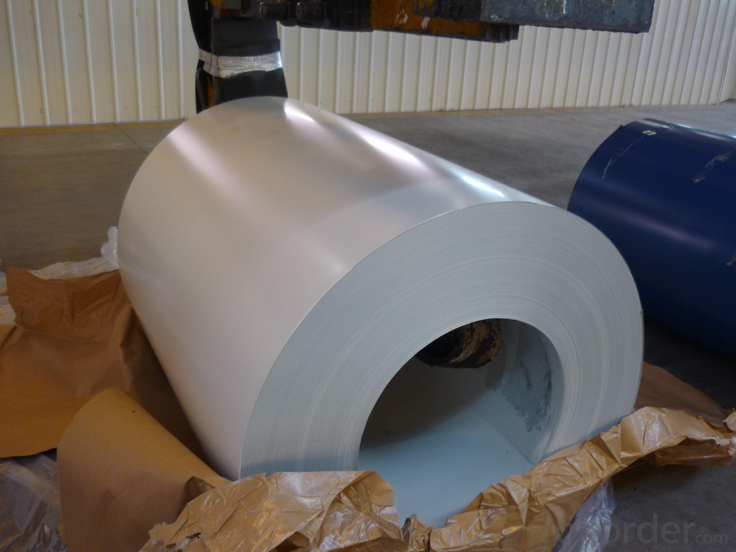 Prepainted Aluzinc Steel Coils
