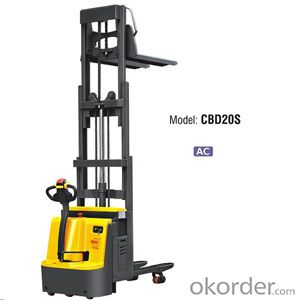 Walkie Stacker- CBD20S