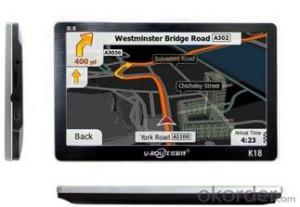 "OEM Bluetooth 7"" Android GPS Navigation"