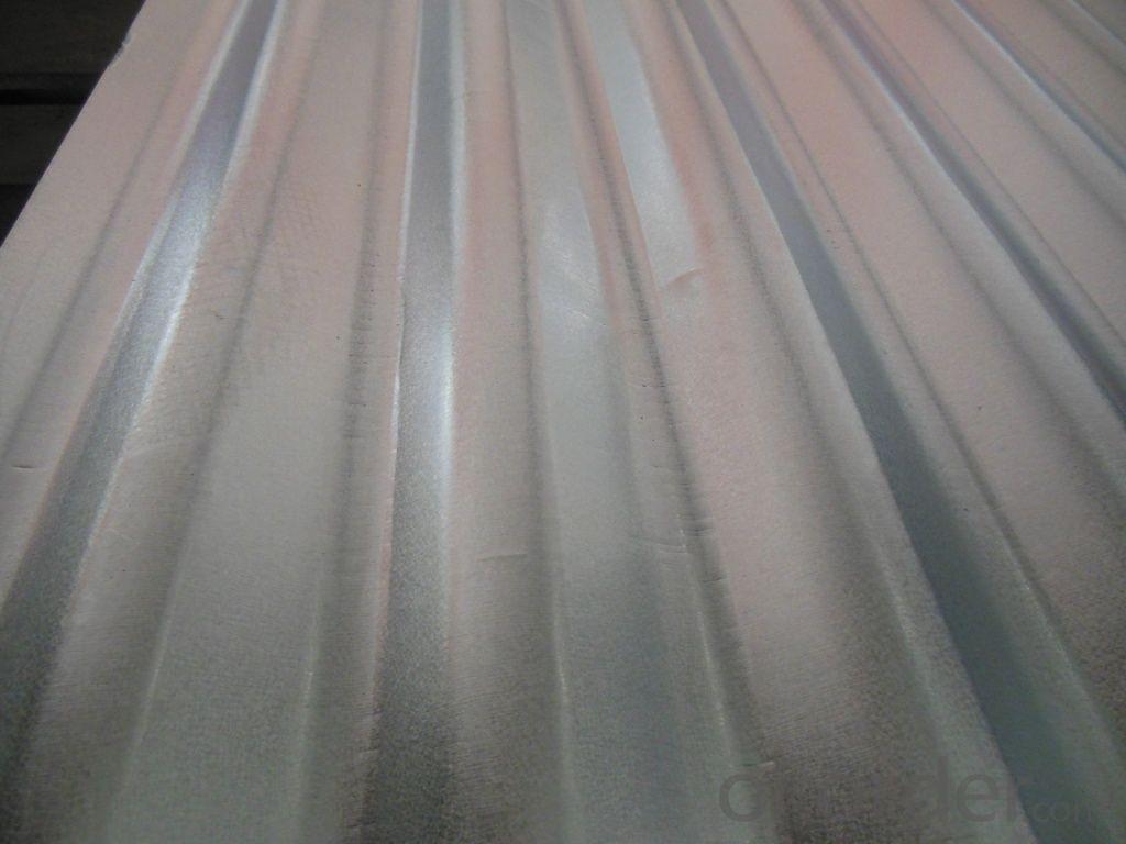 Aluzinc Corrugated Steel Sheet