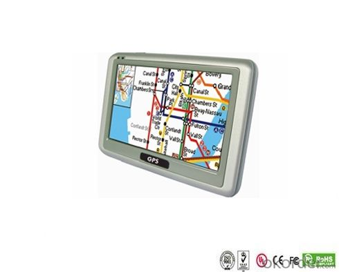 From China 4.3 Inch GPS Navigator System use In Car FM MP3 Midea player