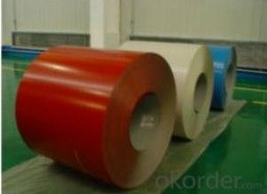 Prepainted galvanized steel N4