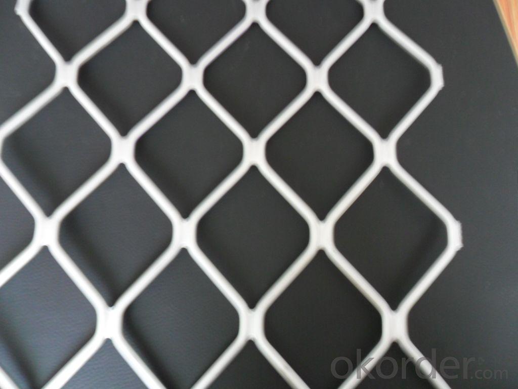 Aluminum Diamond Grille